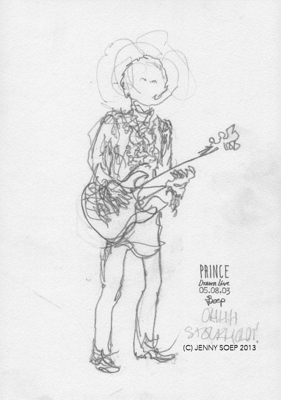 PRINCE 5 By Jenny Soep 050813 m