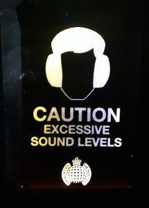 Sound levels