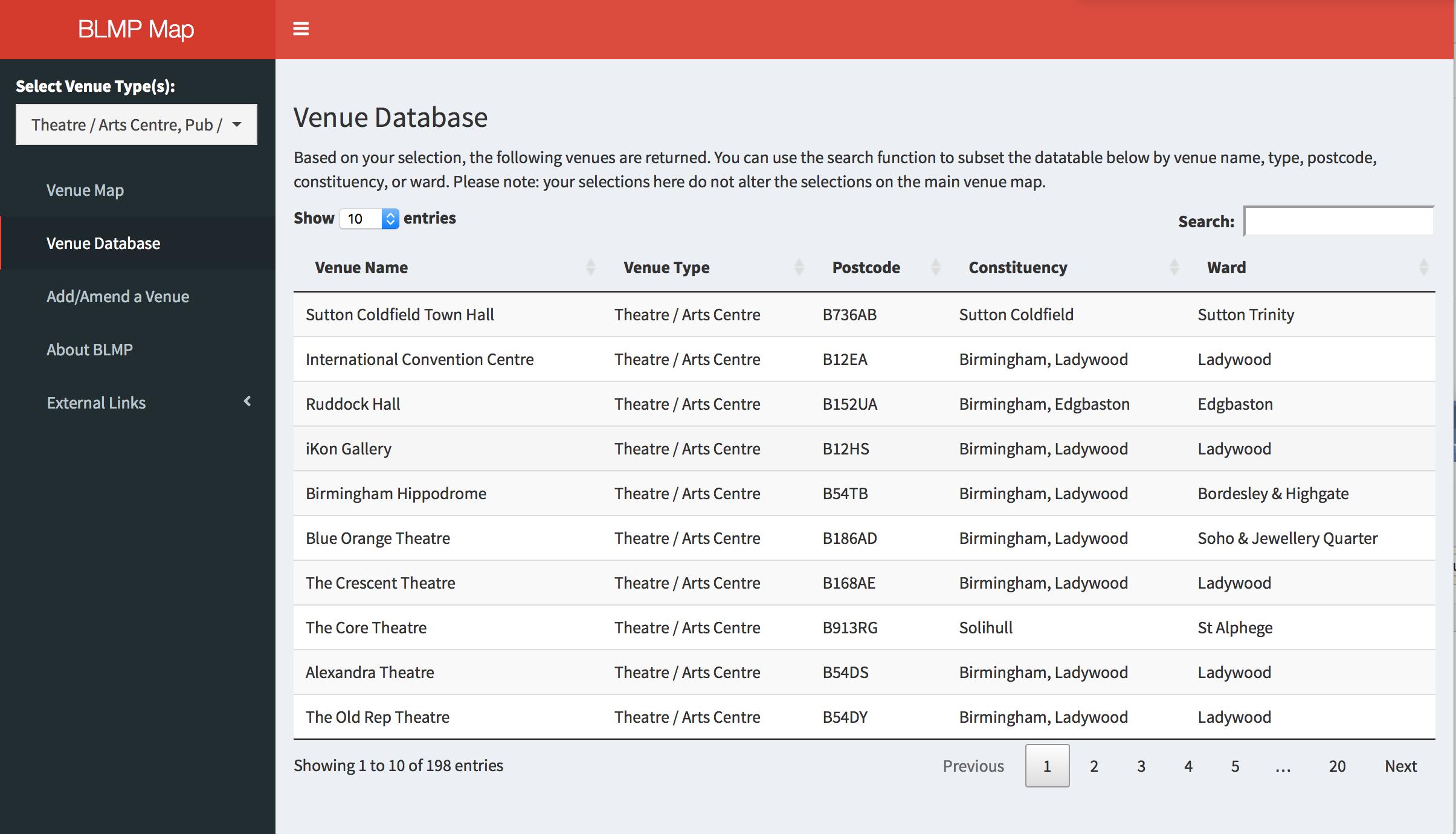 Venue Database image (BLMP post)